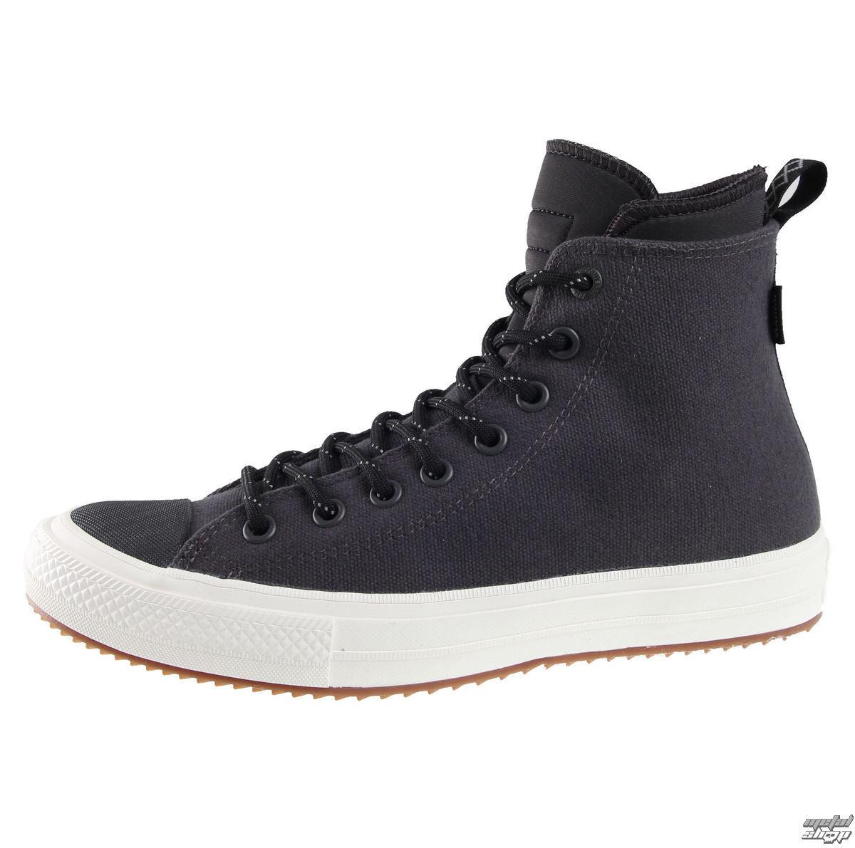 topánky zimný CONVERSE Chuck Taylor All Star II Boot - BLK/BLK/EGRET - C153568