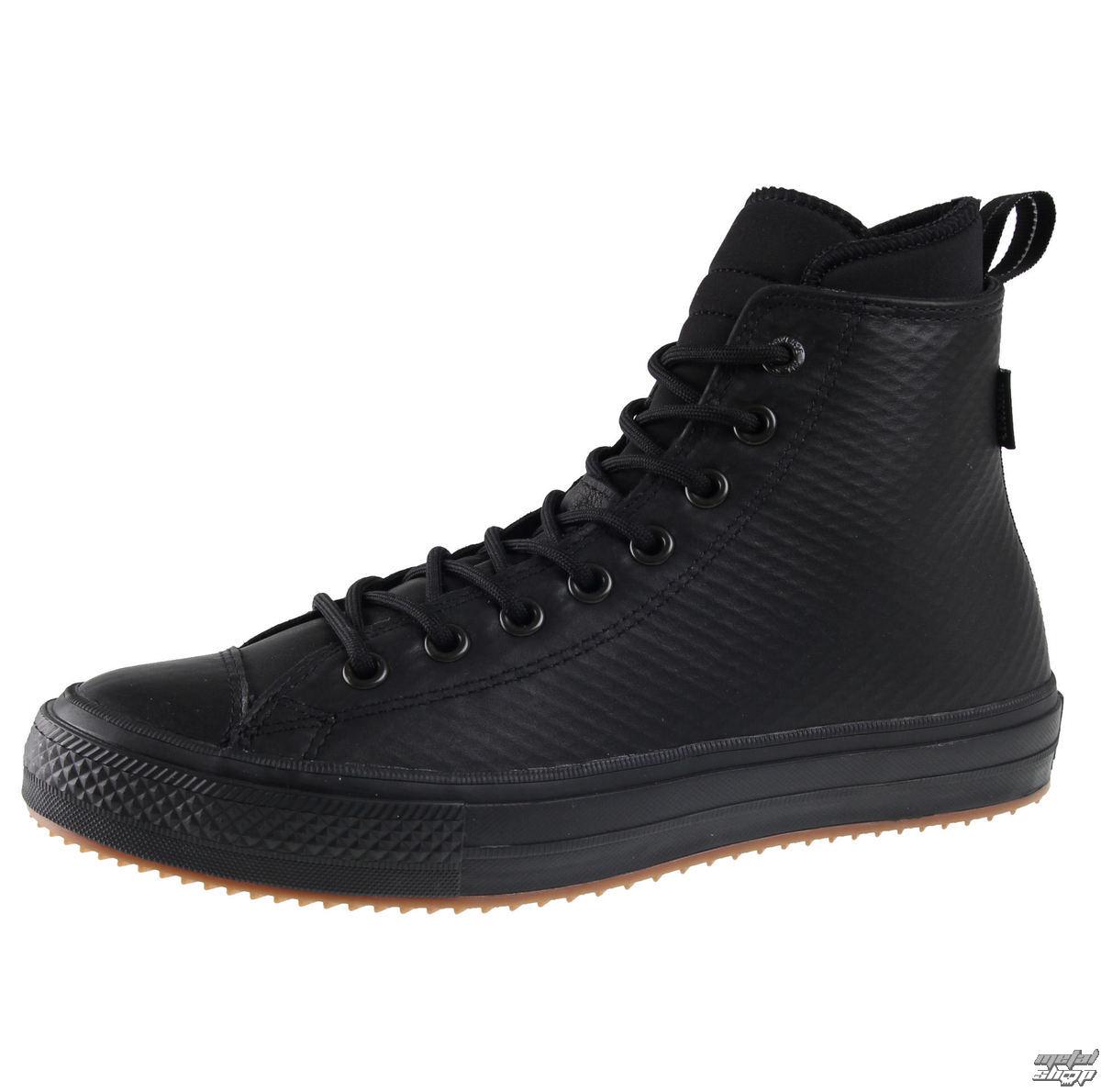 topánky zimný CONVERSE - Chuck Taylor All Star II Boot - BLK / BLK / BLK - C153571