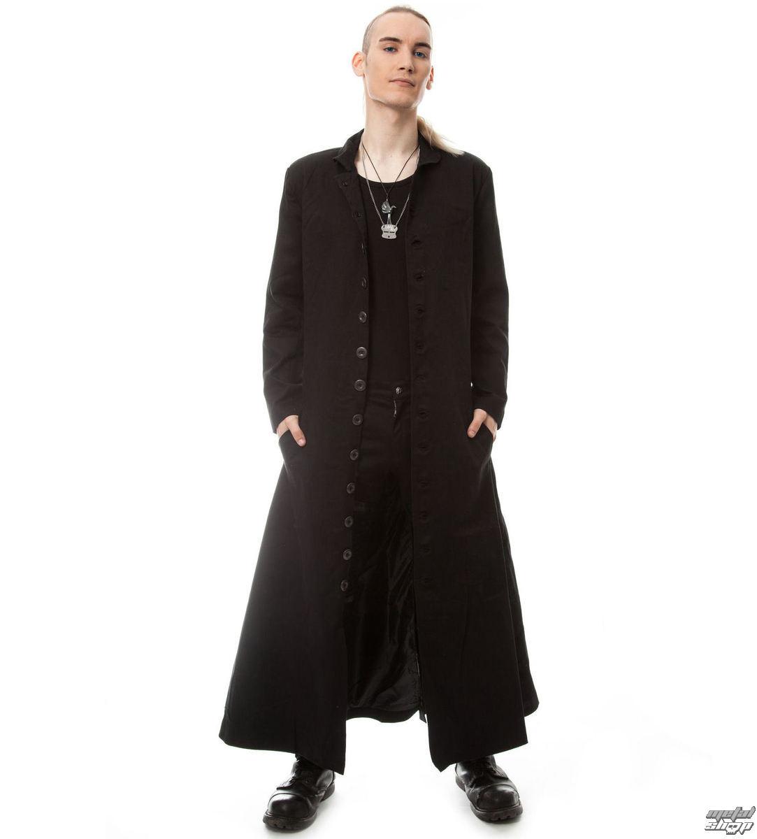 kabát pánsky POIZEN INDUSTRIES - NEO - BLACK - POI215