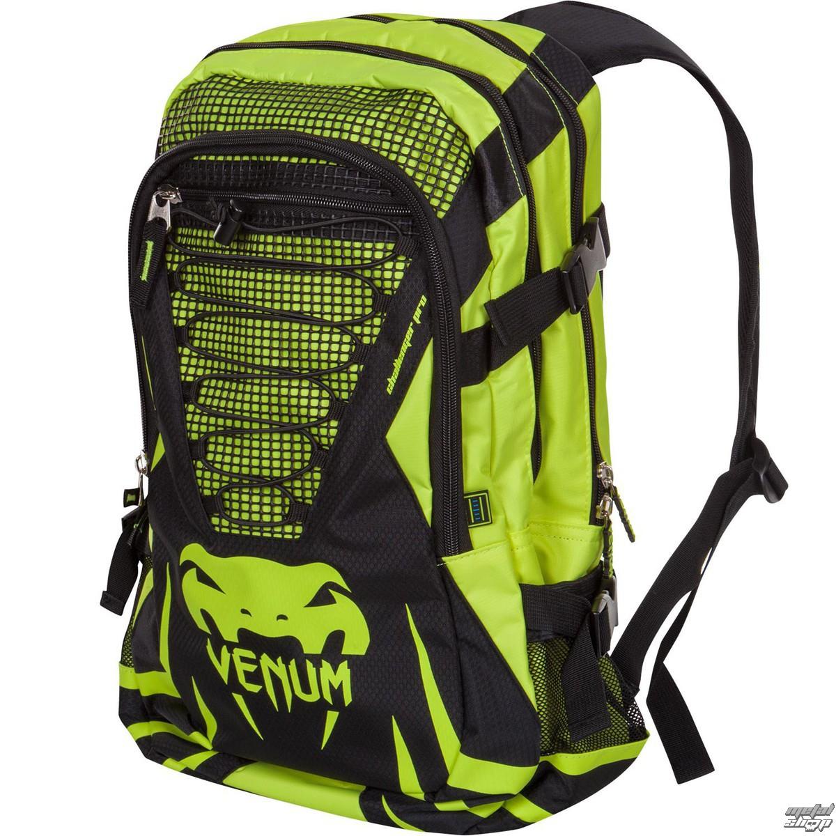 batoh VENUM - Challenger - Yellow Black - EU-VENUM-2122-YELLOW