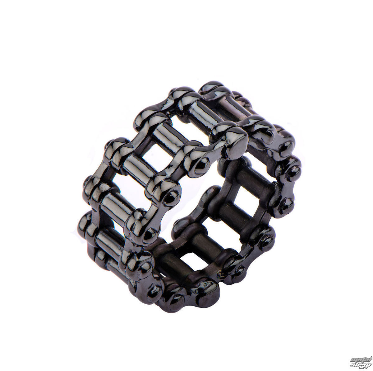 prsteň INOX - MOTO CHAIN BLACK - FR2080