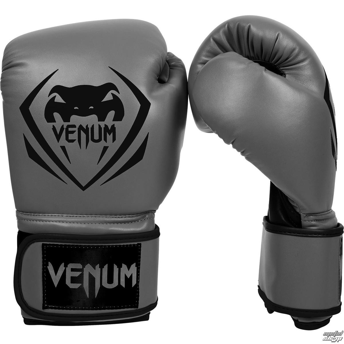 boxerské rukavice VENUM - Contender - Grey - EU-VENUM-2053-GREY