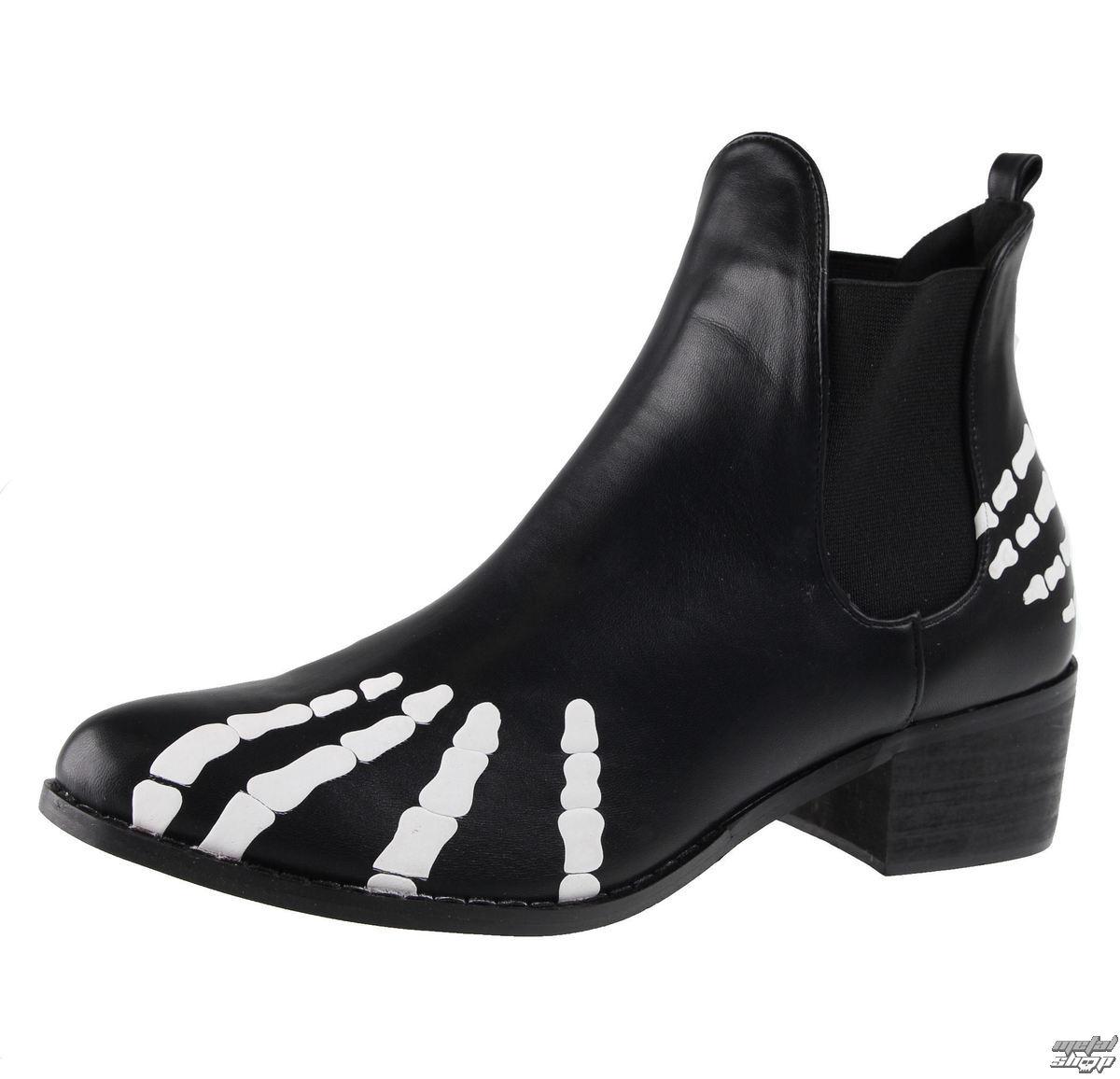 d59490af6777 topánky dámske IRON FIST - Grave Robber - IFW005101-Black - metalshop.sk