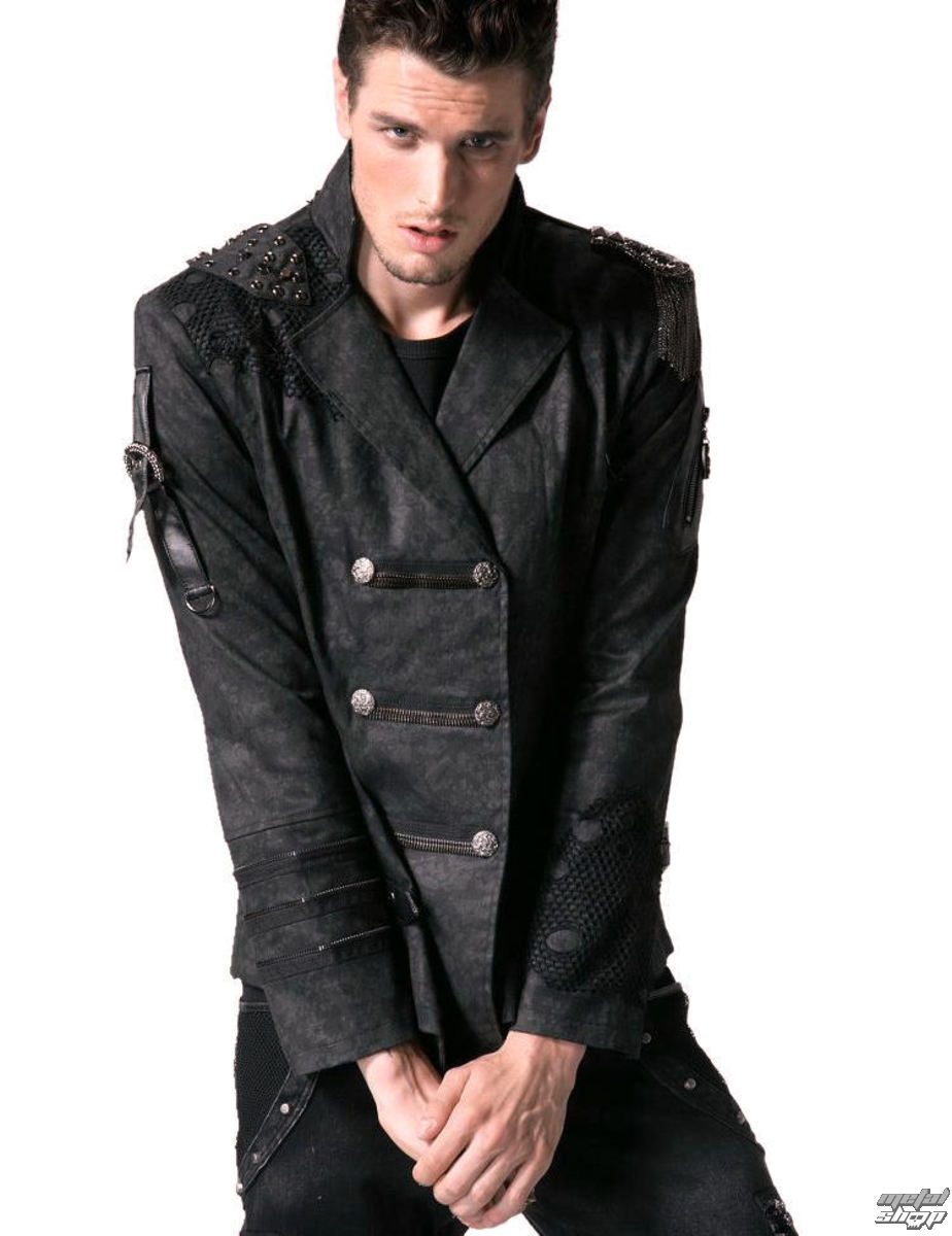 kabátik jarno/jesenná PUNK RAVE - General - Y-306_B