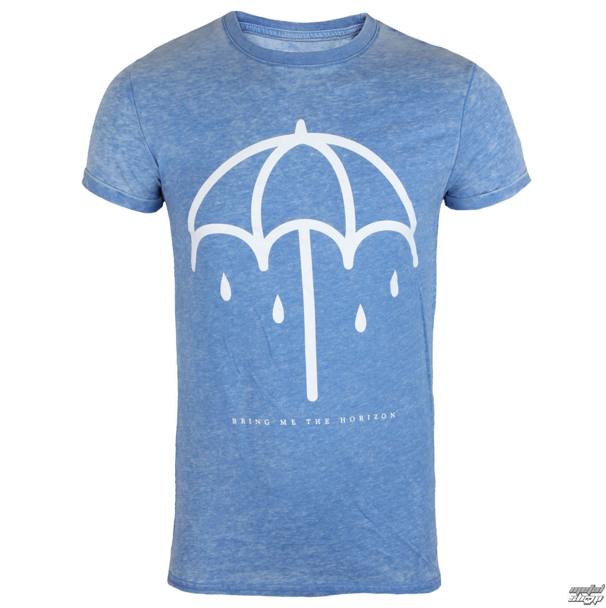 tričko pánske Bring Me The Horizon - Umbrella - ROCK OFF - BMTHTS42BOMD