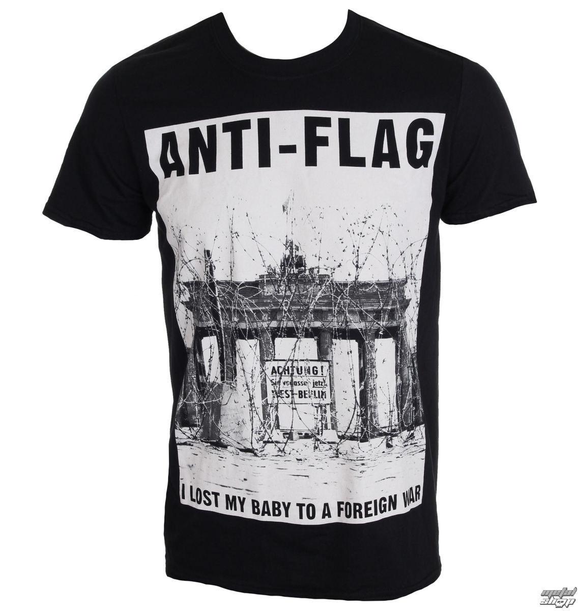 tričko pánske Anti Flag - Brandenburg Gate - KINGS ROAD - 20079629