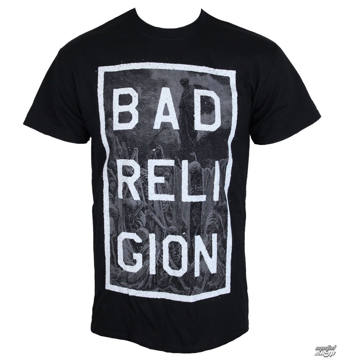 tričko pánske Bad Religion - Valley Of Death - KINGS ROAD - 20097813