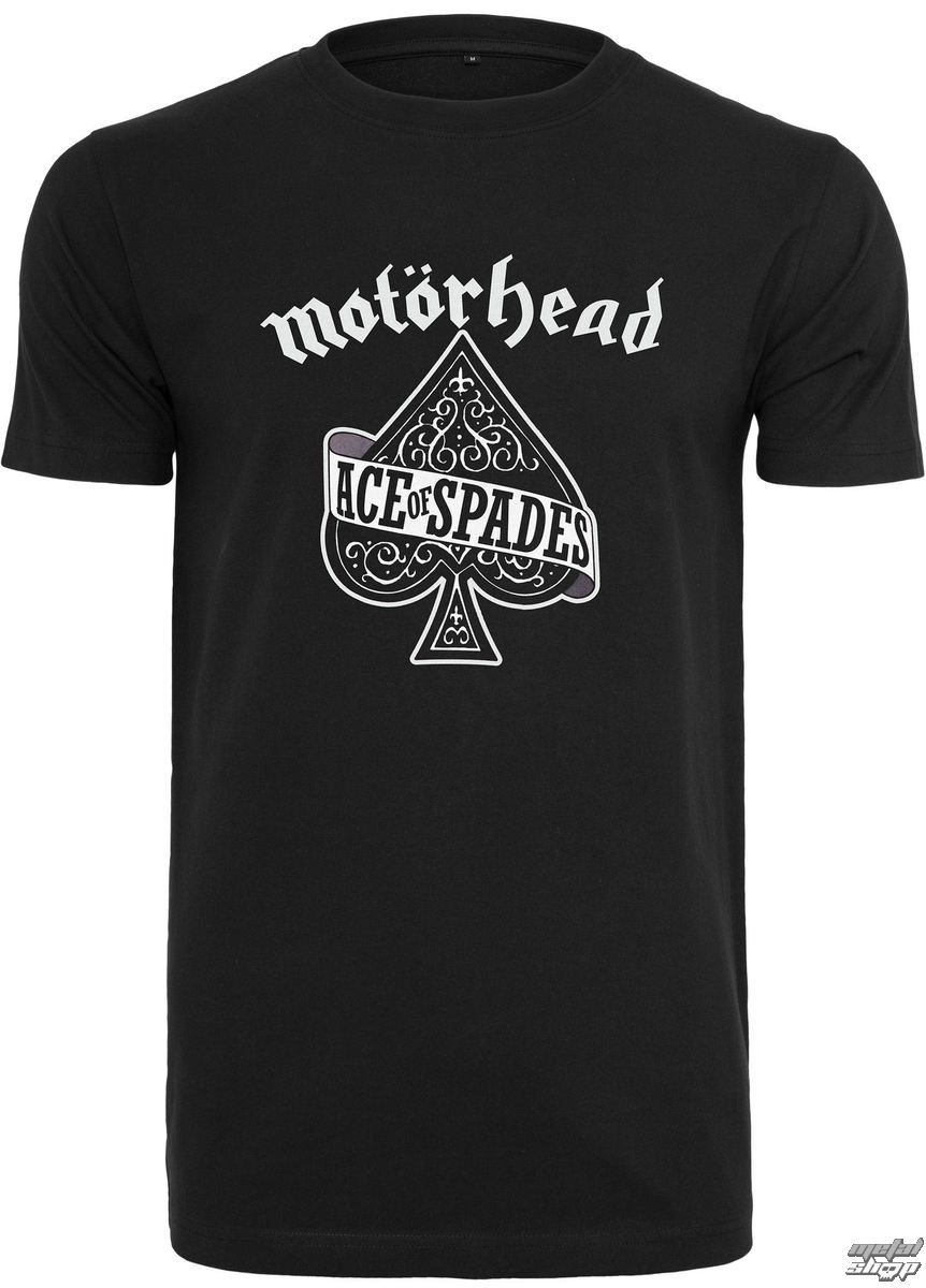 tričko pánske Motörhead - Ace of Spades - MC047