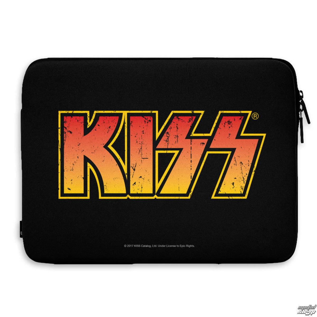 puzdro na notebook Kiss - Distressed Logo - HYBRIS - ER-71-KISS7102-SUB-13IN
