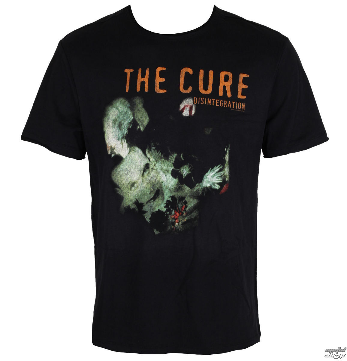 tričko pánske AMPLIFIED - the cure - desintegration - av210tcd