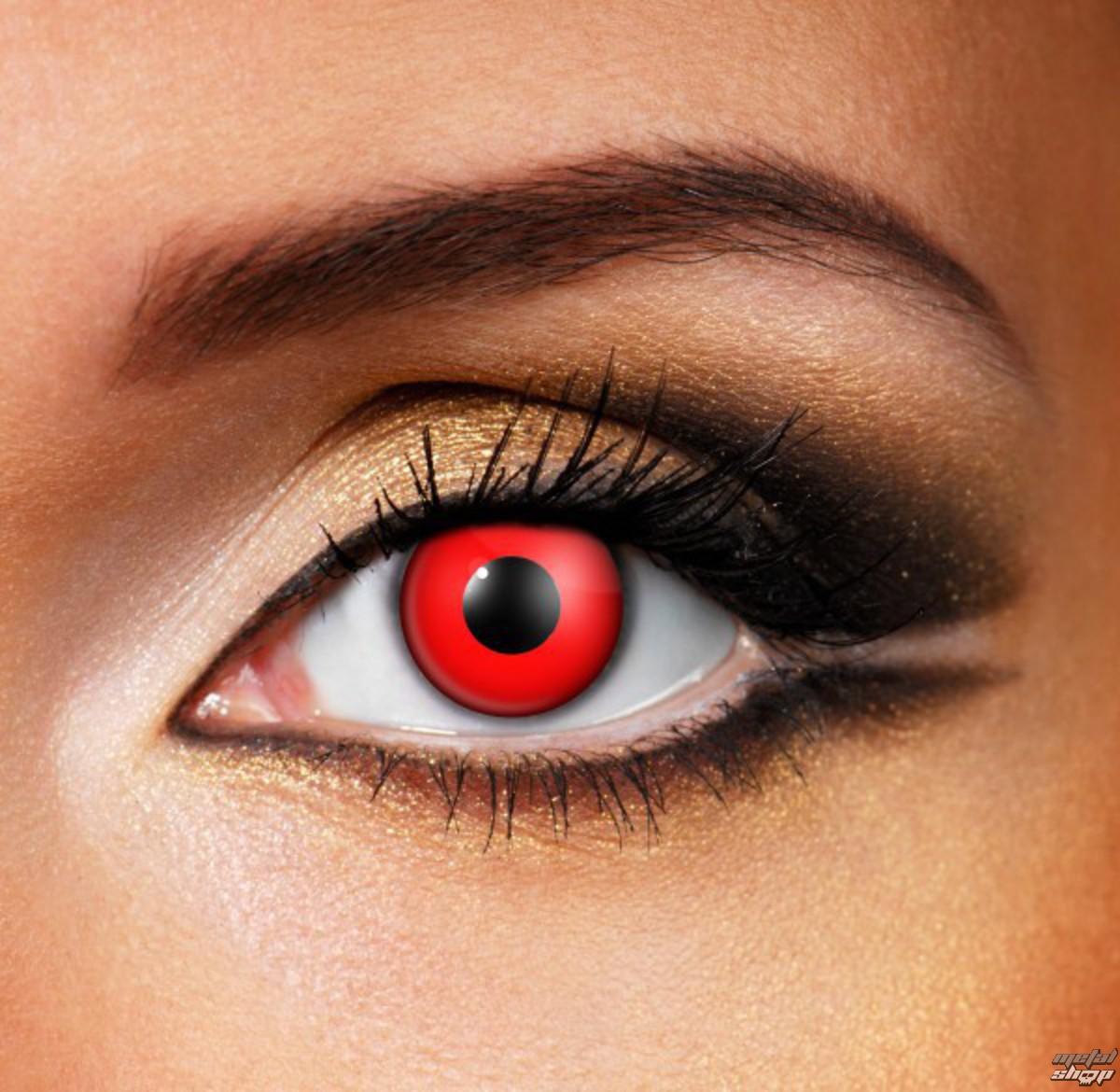 kontaktné šošovka DEVIL RED - EDIT - 81533 - metalshop.sk b7b344fd337