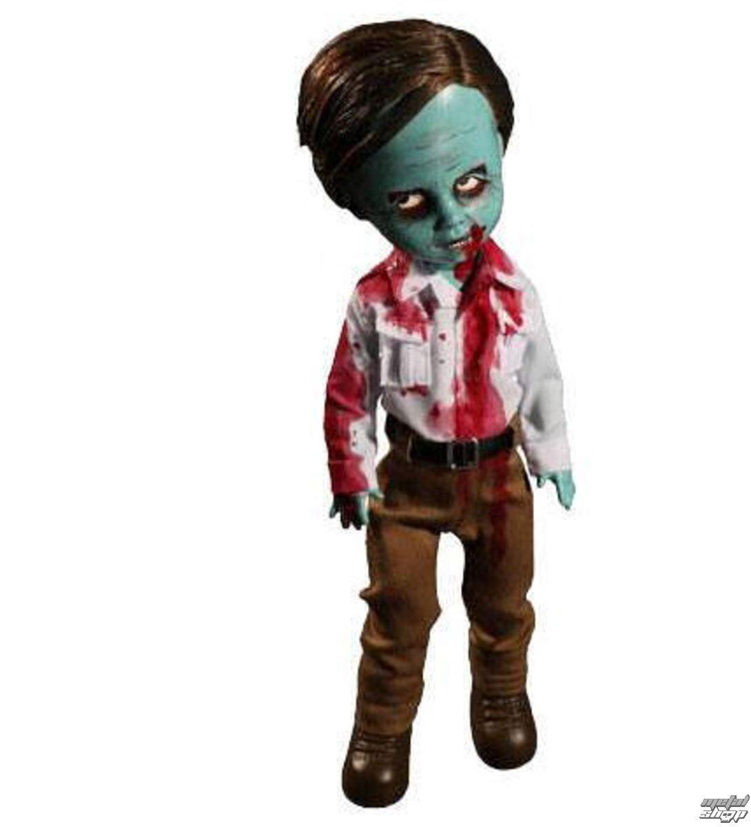 bábika Dawn Of The Dead - Plaid shirt zombie - Living Dead Dolls - 95077
