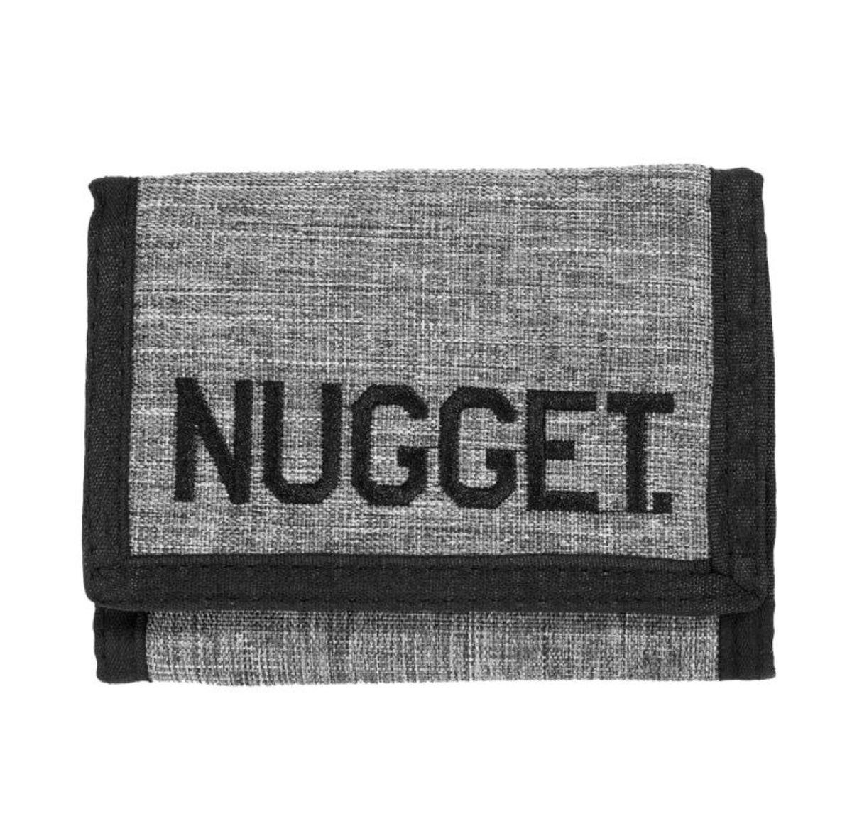 peňaženka NUGGET - BREAKOUT - A - 1/26/38 - Heather Grey Black - MEAT214