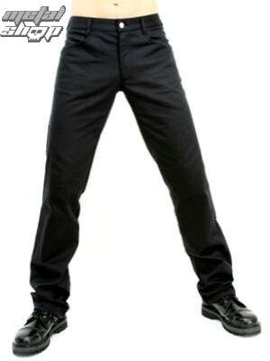 nohavice pánske Aderlass - Jeans Denim Black - A-1-05-001-00