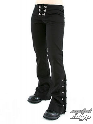 nohavice dámske Aderlass - Precious Hipster Denim Black - A-1-35-001-00