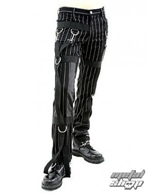 nohavice pánske Aderlass - Girdle Pants Pin Stripe - A-1-41-050-01