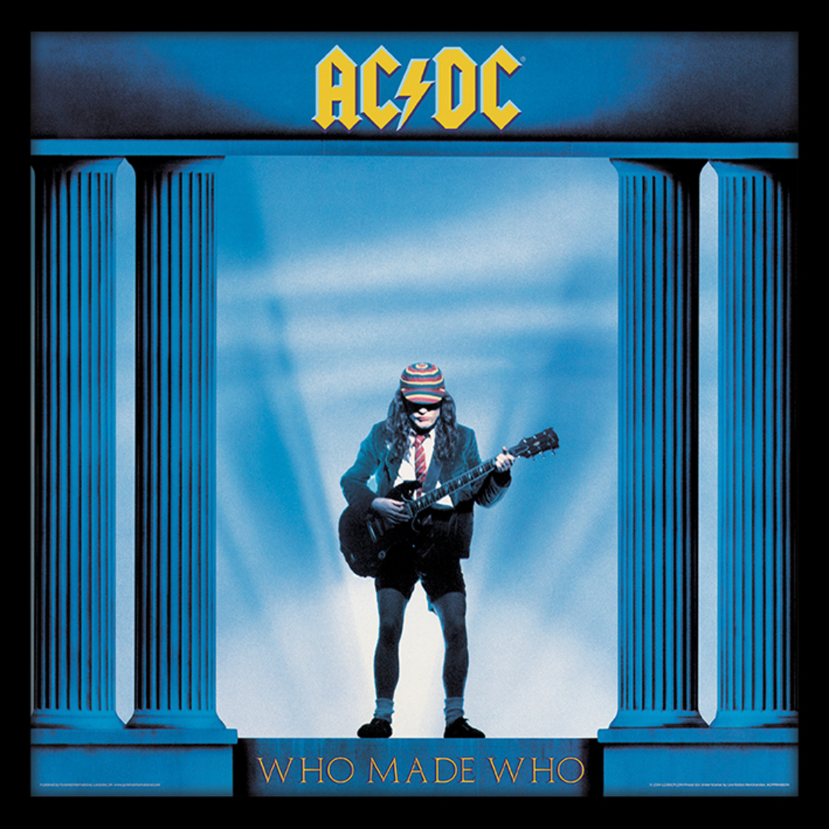 obraz AC/DC - (Who Made Who) - PYRAMID POSTERS - ACPPR48074