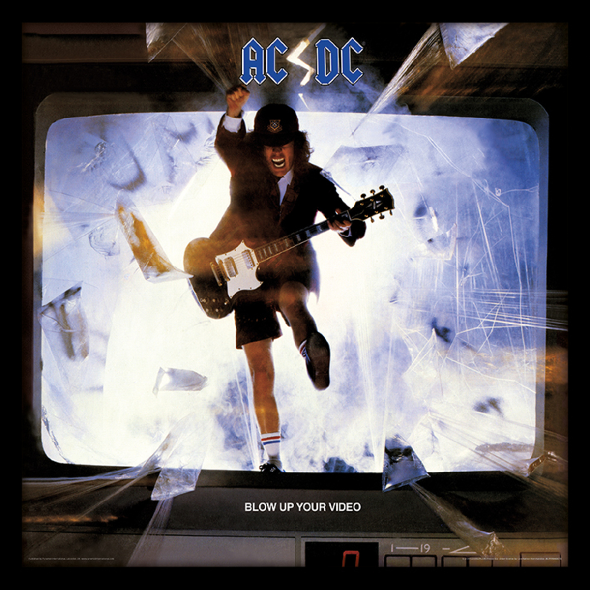 obraz AC/DC - (Blow Up Your Video) - PYRAMID POSTERS - ACPPR48075