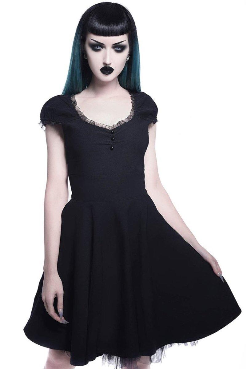 šaty dámske KILLSTAR - Aisling - Party - KSRA001402