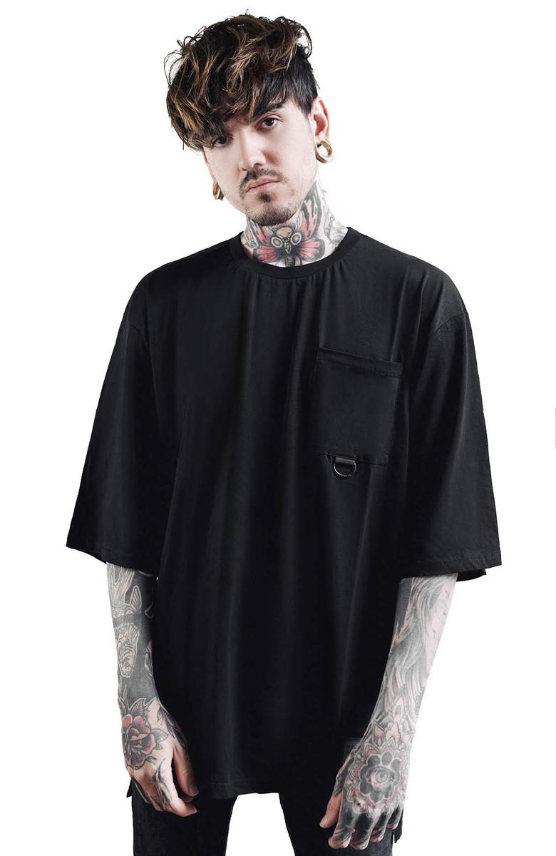 tričko pánske KILLSTAR - Alchemy - BLACK - KSRA001888