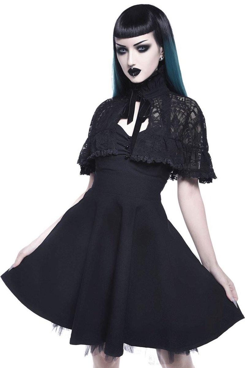 šaty dámske KILLSTAR - Ambrose - Party - KSRA001401