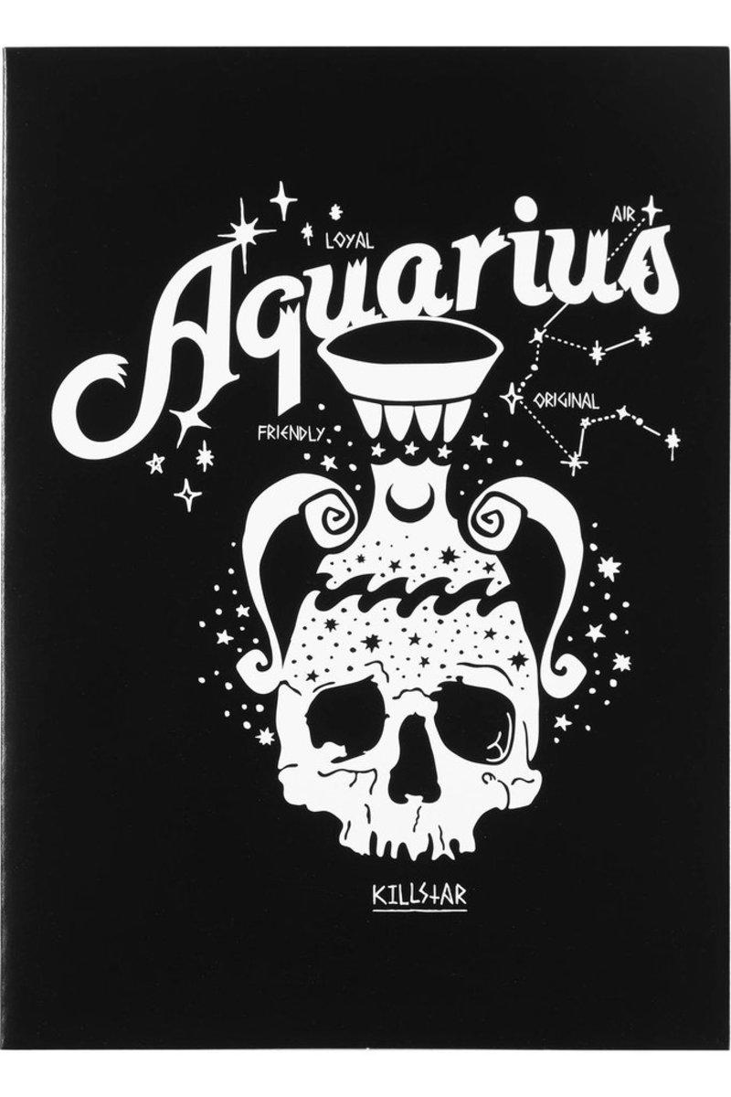 prianie KILLSTAR - Aquarius - BLACK - KSRA000450
