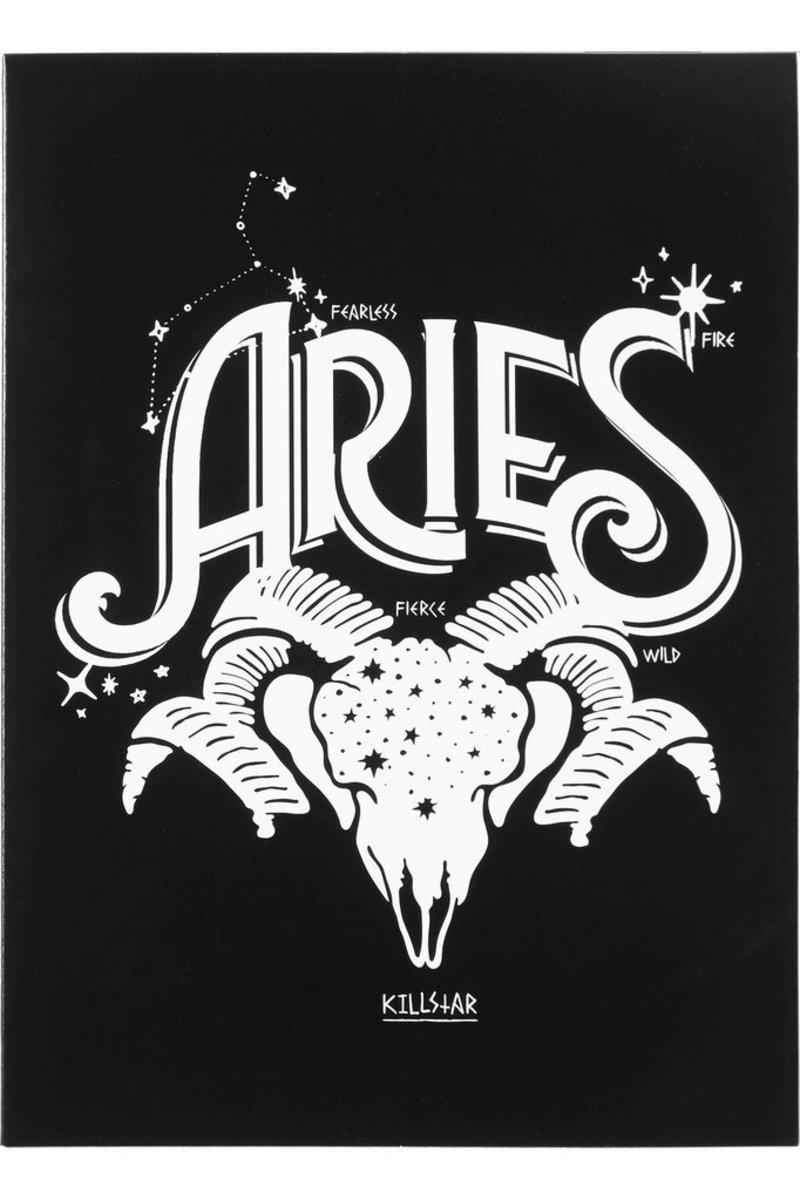 prianie KILLSTAR - Aries - BLACK - KSRA000453