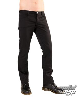 nohavice Black Pistol - Hipster Denim Black - B-1-04-001-00