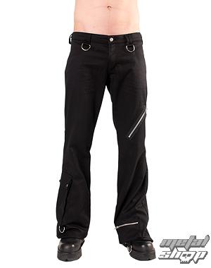 nohavice Black Pistol - Punky Jeans Denim Black - B-1-63-001-00