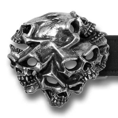 pracka Gestalt Skull ALCHEMY GOTHIC - B94