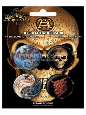 odznaky - Alchemy - BP80082 - Pyramid Posters