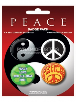 placky - Peace - BP80137 - Pyramid Posters