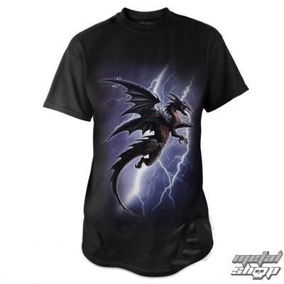 tričko pánske ALCHEMY GOTHIC - Lightning Dragon - BT734