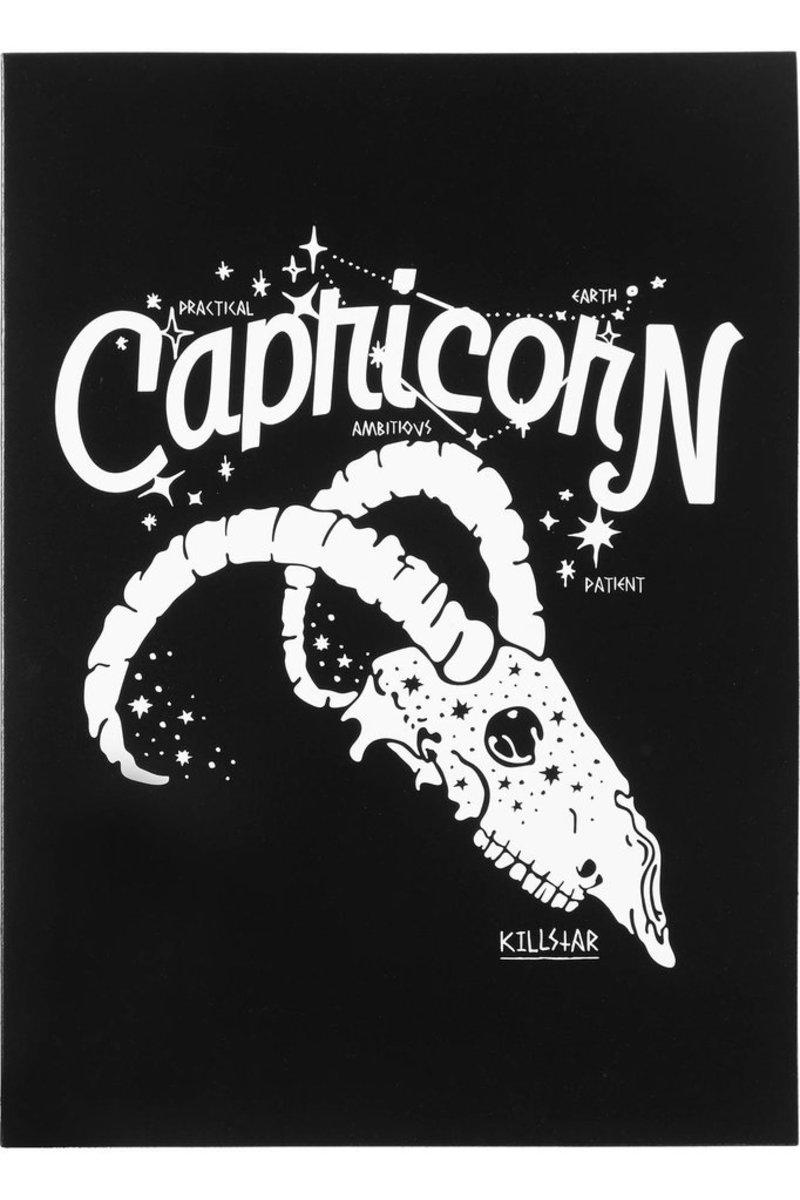 prianie KILLSTAR - Capricorn - BLACK - KSRA000459