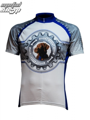 dres cyklistický PRIMAL WEAR - Cogs & Dogs - COG1J20M