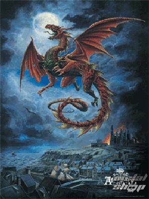 obraz 3D - Alchemy (Whitby Wyrm) - PPL70067 - Pyramid Posters