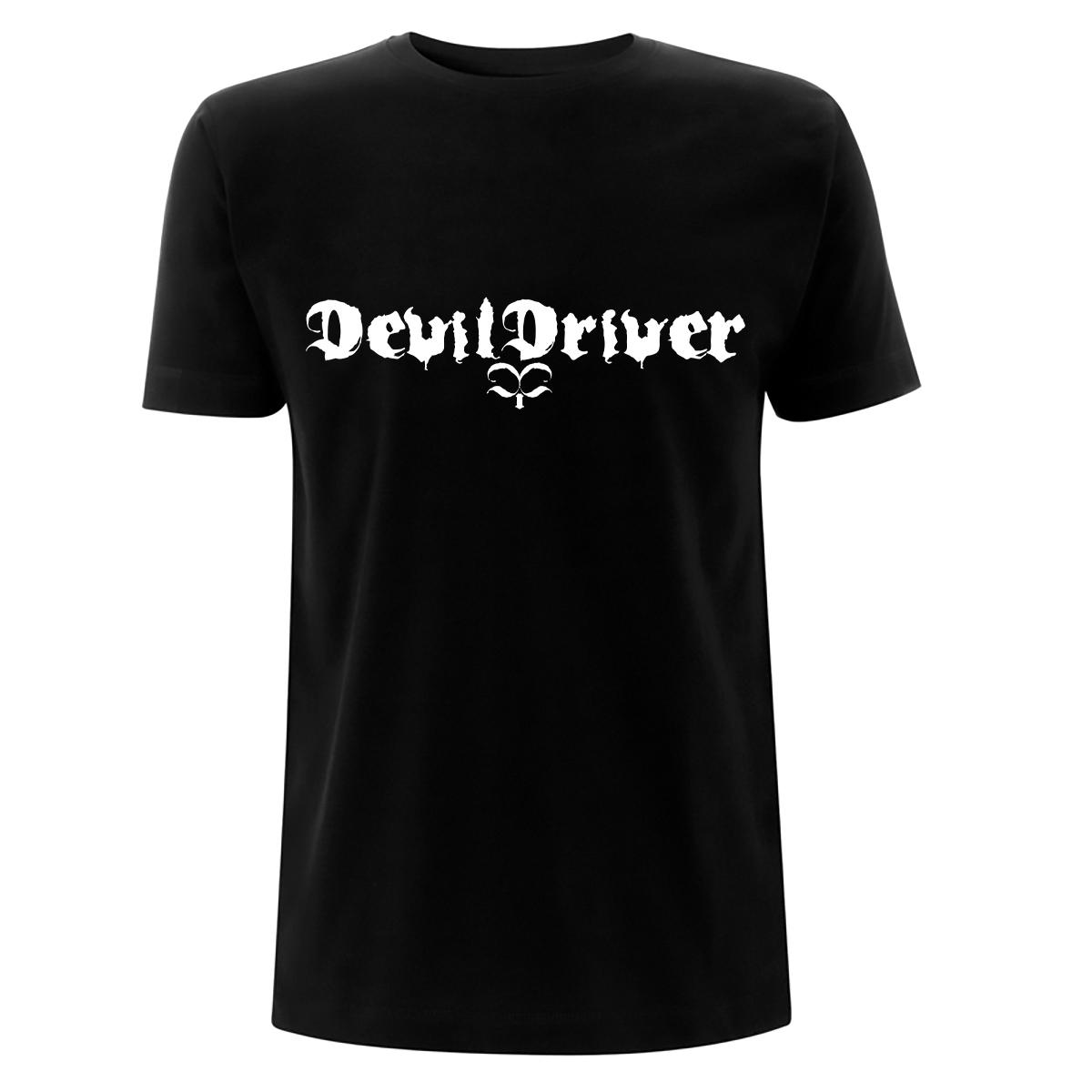 tričko pánske Devildriver - Logo Black - RTDDTSBLOG