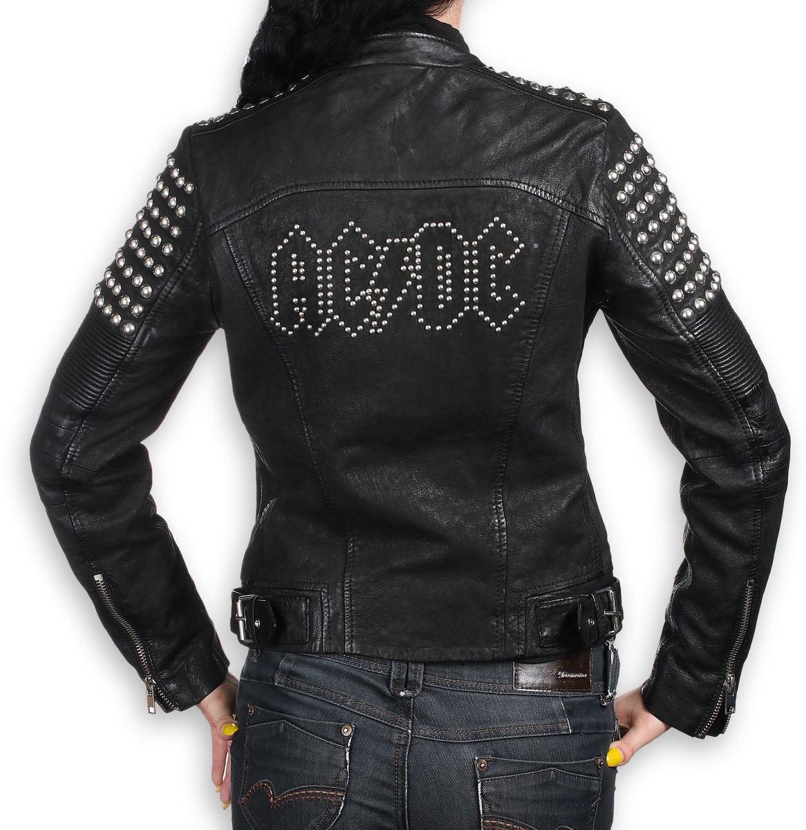 sidovka dámska AC/DC - BLACK - M0010902