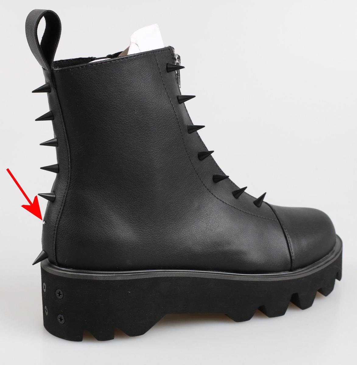 topánky DISTURBIA - SPIKE - POŠKODENÉ - MA145