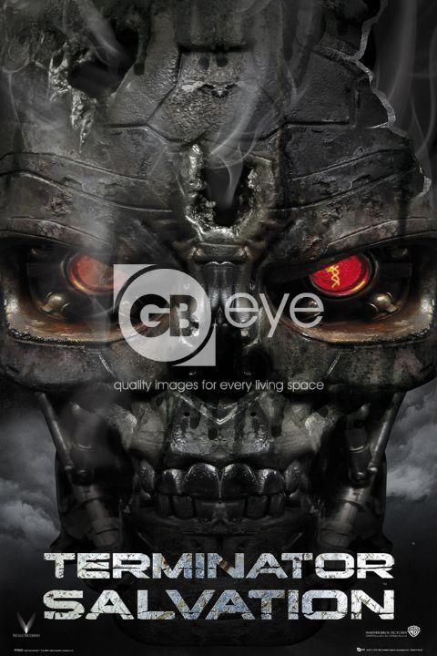 plagát - Terminator Salvation future FP2247 - GB Posters