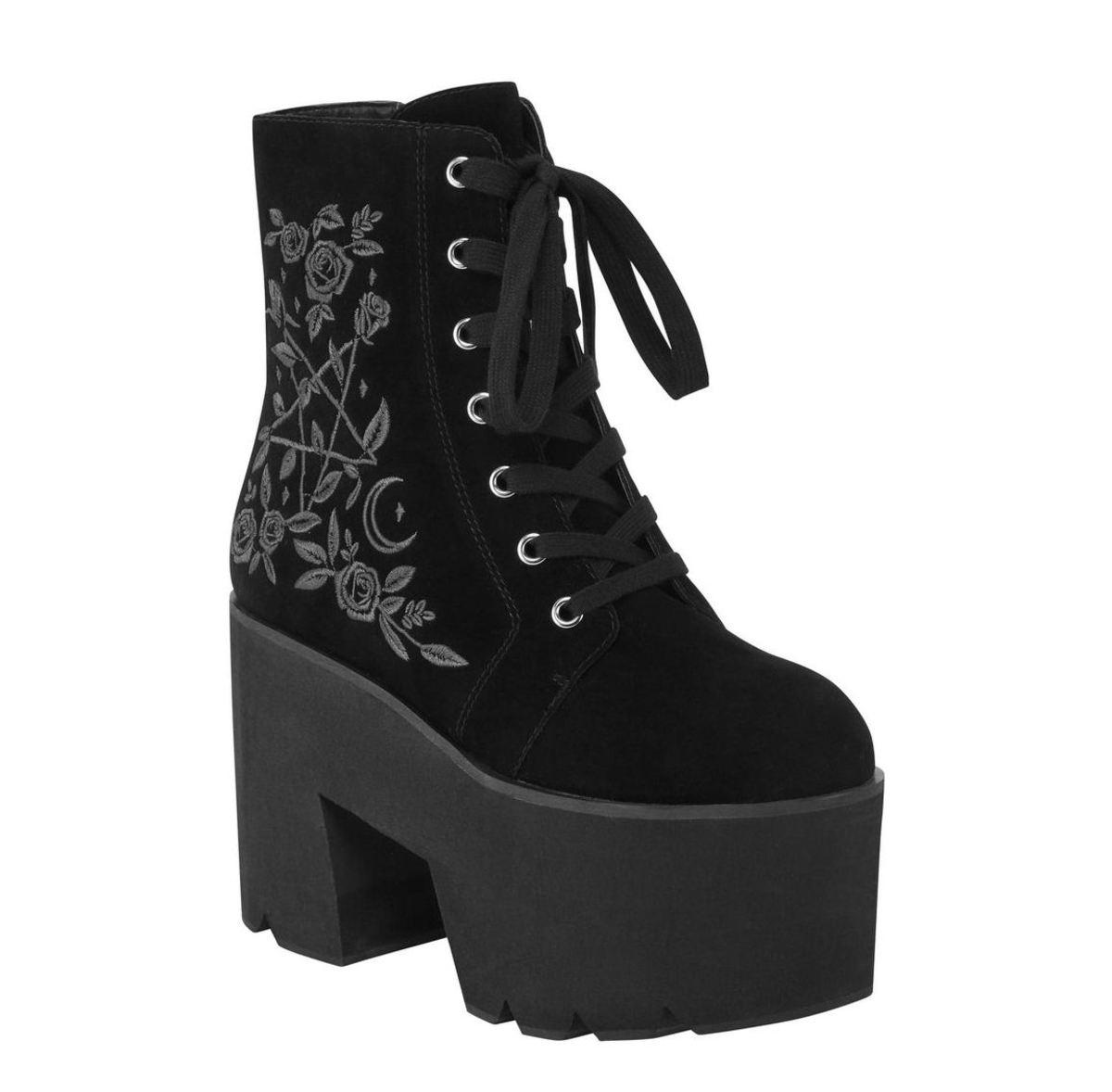 27466aa304 topánky dámske KILLSTAR - Gaia - KSRA001128 - metalshop.sk