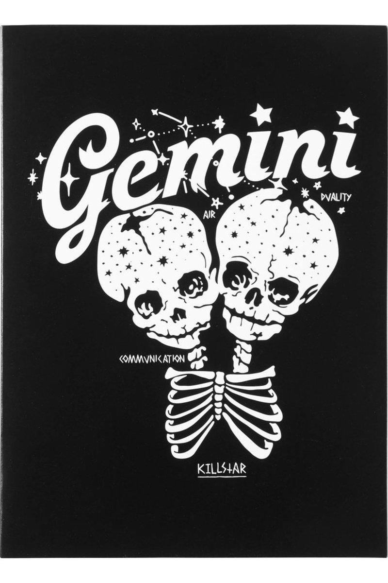 prianie KILLSTAR - Gemini - BLACK - KSRA000462