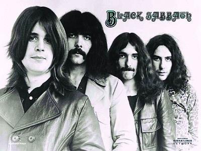 vlajka Black Sabbath - Band 3 - HFL0512
