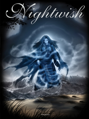 vlajka Nightwish - Ghost Love Score - HFL678