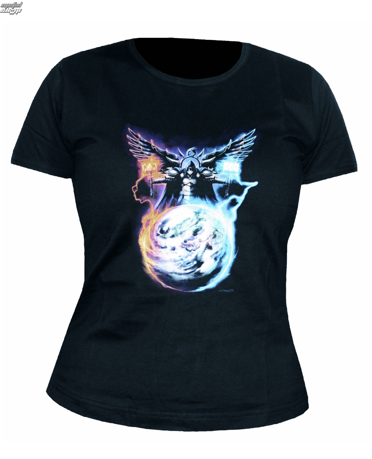 tričko dámské Hammerfall - Any Tour Means Necessary -159238 -  NUCLEAR BLAST