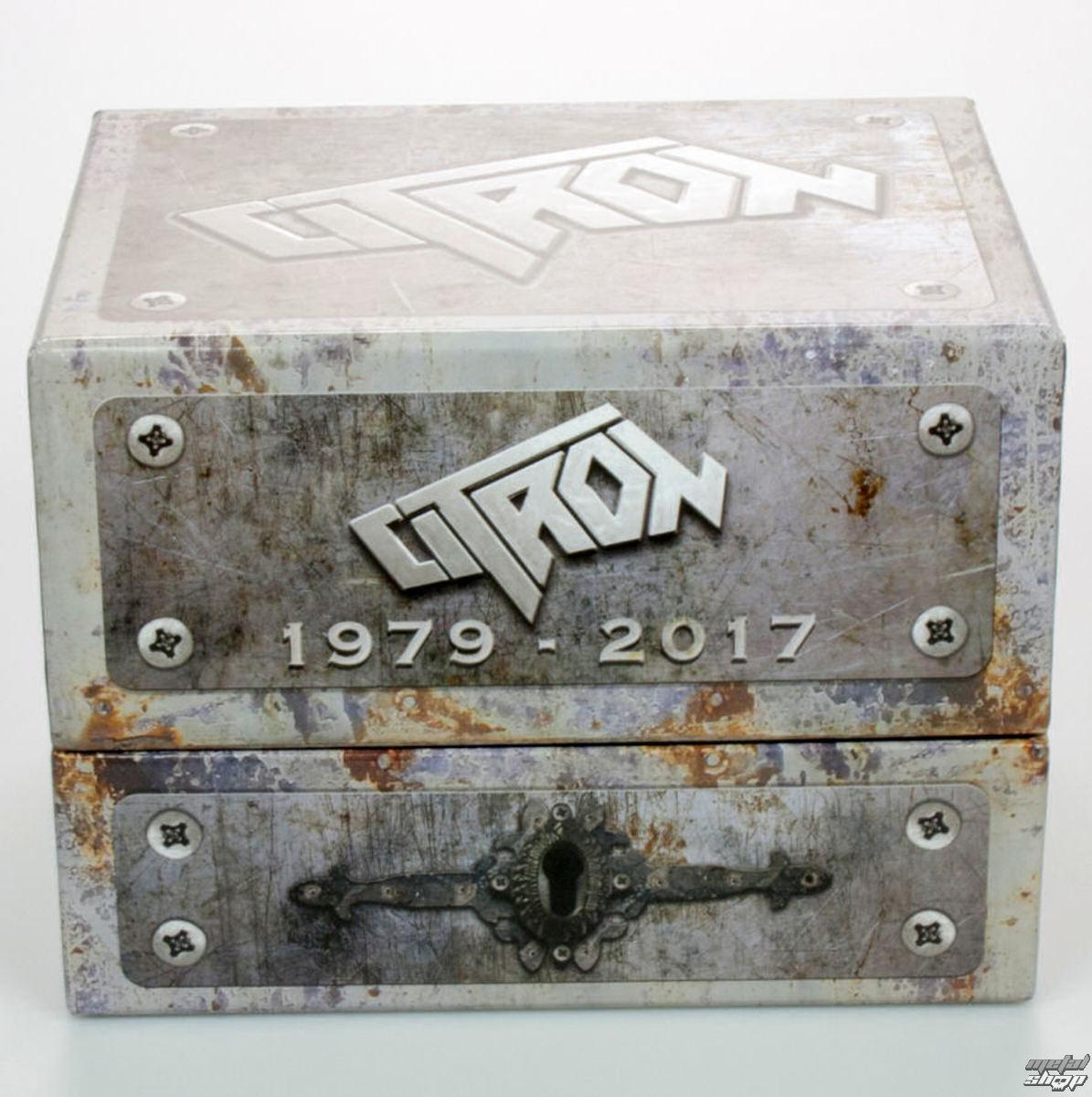 set CD / DVD CITRON - CITRON17-2