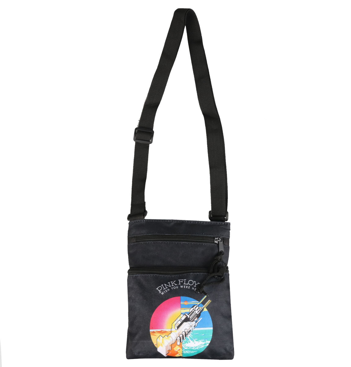 taška (crossbody) PINK FLOYD - WISH YOU WERE HERE - BBPFWIS