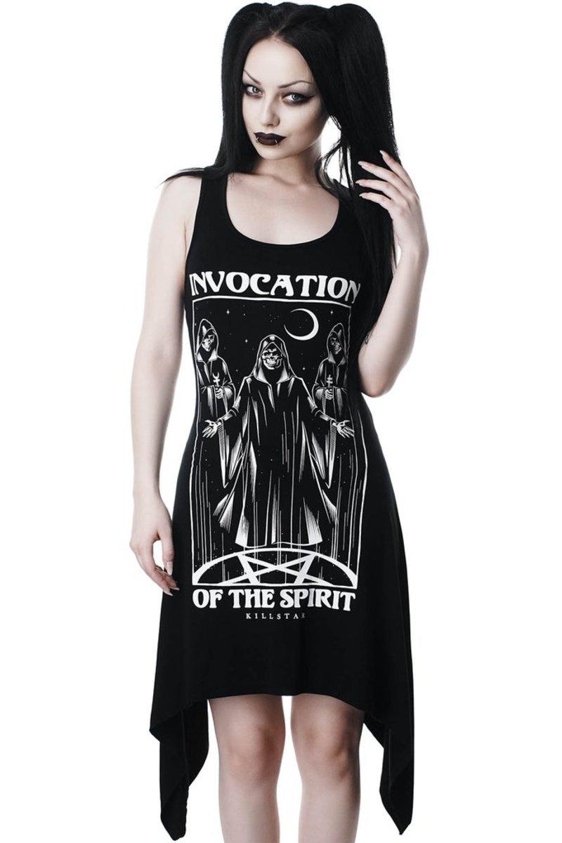 šaty dámske (tunika) KILLSTAR - Invocation - KSRA001221