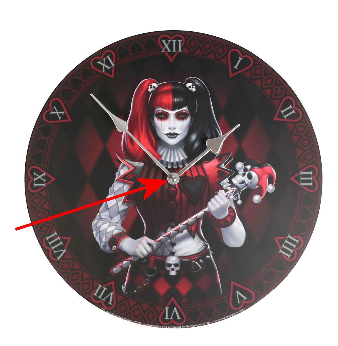 hodiny Dark Jester - POŠKODENÉ - MA306