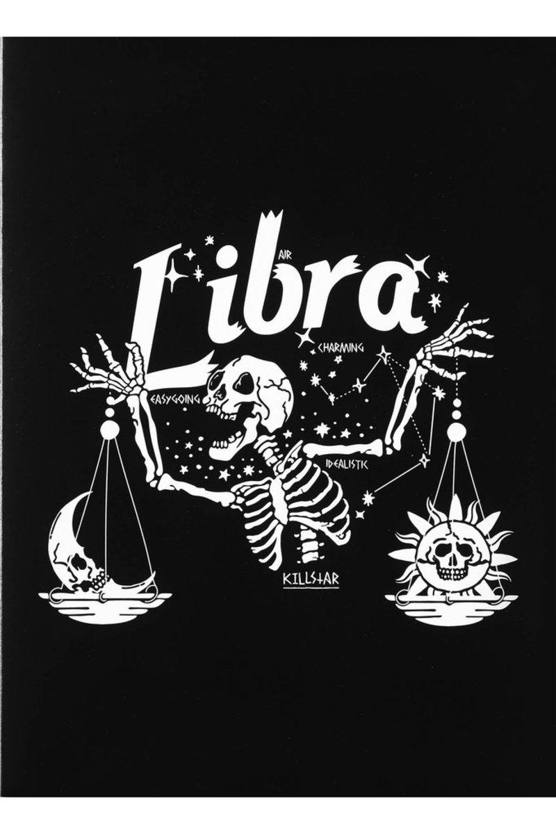 prianie KILLSTAR - Libra - BLACK - KSRA000468